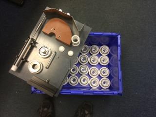 Tube Filler Change Parts