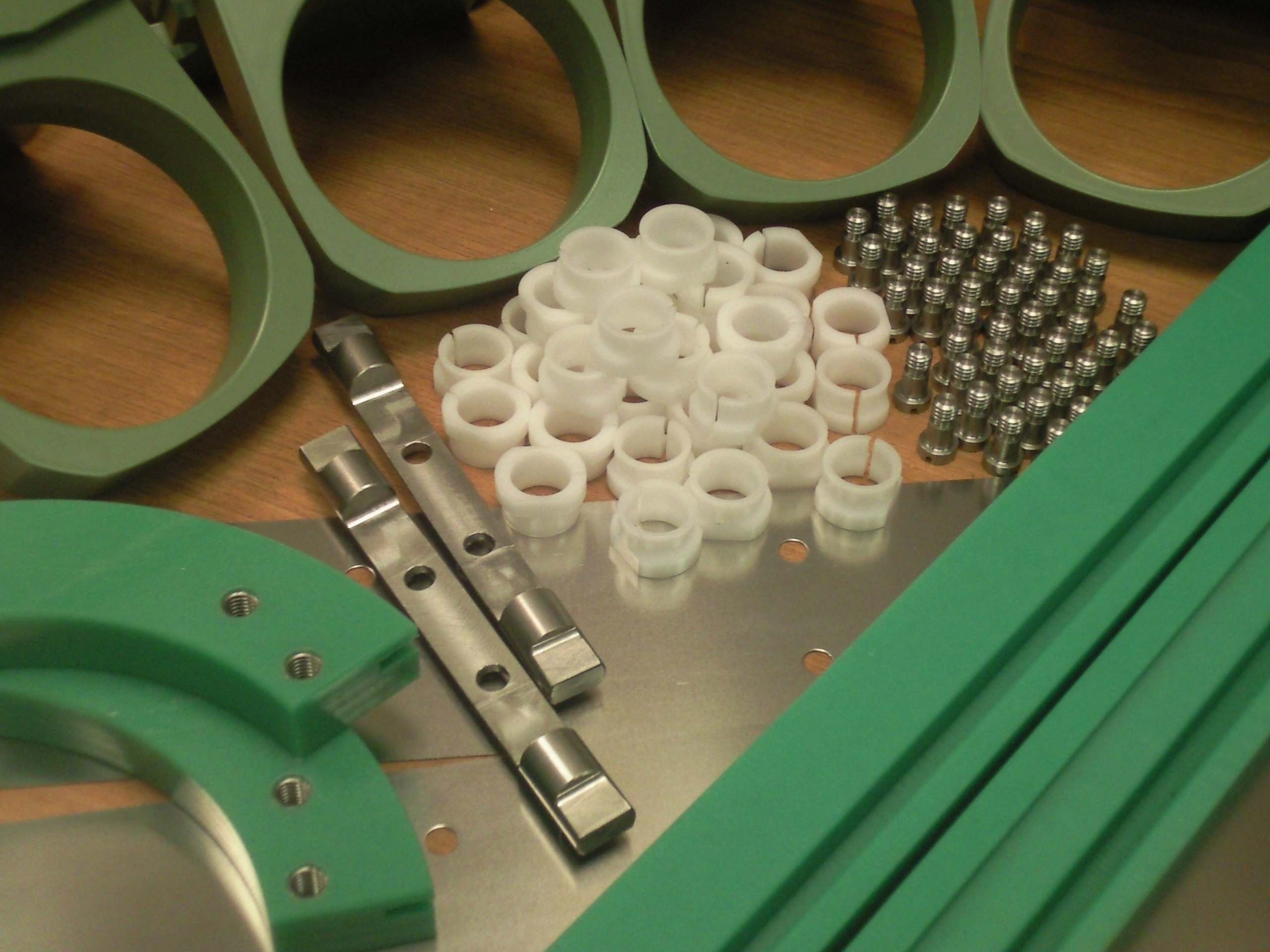 Tube Filling Spare Parts