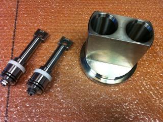 IWKA machinery parts