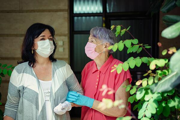 Care Home & Domiciliary Care